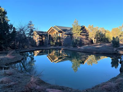 Photo for NEW, BEAUTIFUL, LARGE MOUNTAIN HOME IN TORREON, HOT TUB IN DECK