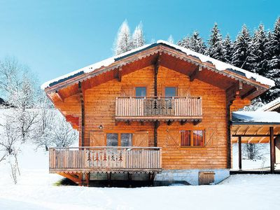 Photo for Vacation home Chalets Bois de Champelle  in Morillon, Haute - Savoie - 6 persons, 2 bedrooms