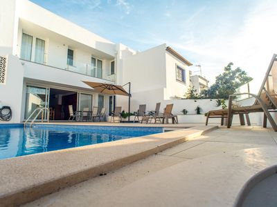 Photo for Luxury holiday house with private pool in Tavira