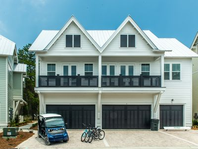 Photo for Discounted 2020 Rates! Golf Cart! Pool! Serenity Shores at Prominence 30A