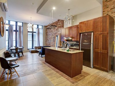 Amazing 2 storey 4 Bdrm 2 Btrm in Old Montreal