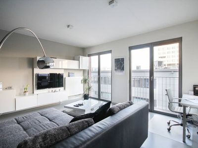 Photo for ★Modern & Bright★ ✔2 BR ✔2 Terraces ✔Free Parking