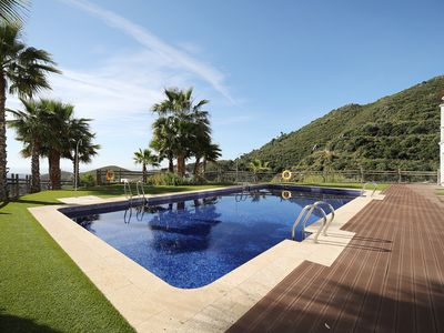 Photo for Stunning Two Bedroom Villa In Benahavis Hills Spa & Country Club