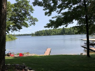Photo for Cozy Cabin on Rush Lake (Whitefish Chain) with PRIVATE Boat Launching!