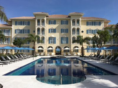 Photo for Villa 305: 2 Bedrooms, 2 1/2 Baths, 3rd Floor Ocean Front (SLEEPS 4-5)