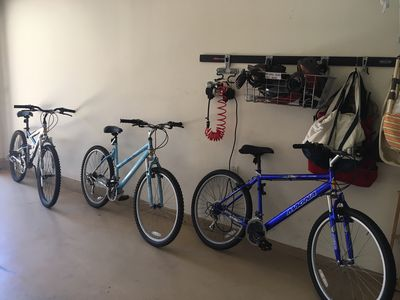 Bikes  for Touring - Enjoy a bike ride during your vacation!