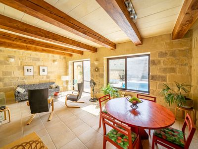 Photo for San Pietru Farmhouse - A three bedroom rustic accommodation with pool