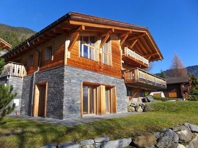 Photo for Vacation home Chalet Maurice in Villars - 8 persons, 4 bedrooms