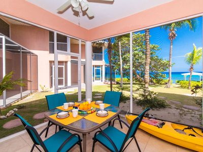 Photo for NEW LISTING -Northern Lights #4 - Ultimate Serene Location!  By CaymanVacation