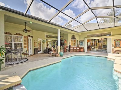 Photo for Luxurious Home w/ Private Pool & Lanai Near Tampa!