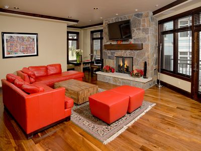 Photo for High End Ski-In/Ski-Out Residence in Lionshead Near Dining, Shops, Shuttle