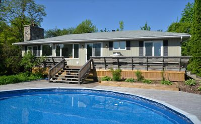Photo for Tennis Court, Swimming Pool & Pond On 24 Rolling Acres Just 7 Km S Of Creemore