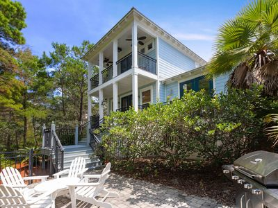 Photo for Large Outdoor Entertainment Area - Newly Updated - Near Rosemary and Alys Beach!