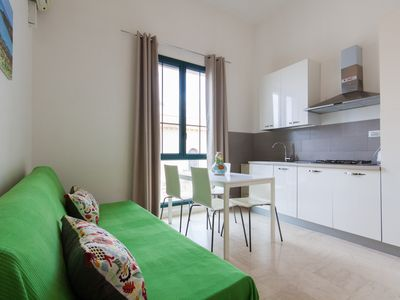 Photo for Two-room apartment with kitchen and bathroom