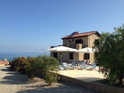 Photo for Turtle beach and restaurants a short walk - private pool - unlimited Wi-Fi