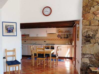 Photo for Apartment CASA CHICCA in Cala Gonone - 8 persons, 3 bedrooms