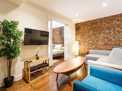 Photo for Wonderful Clean 2 Bedroom Apartment in EV