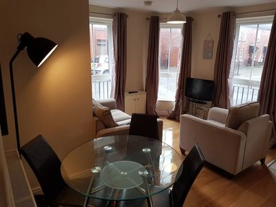 Photo for Cosy One Bed Apartment (2) City Centre