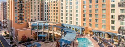 Photo for Why Worry?! Book National Harbor MD/Washington DC-2BR with balcony; Near Gaylord