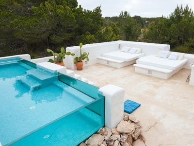Photo for beautiful house pavesa with pool and two rooms
