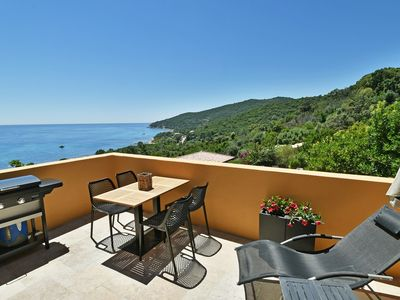Photo for THE SMALL BERGERIE - 5 STARS - LUXURY - SEA VIEW