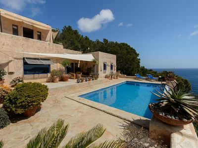 Photo for Villa Azul - Beautiful Villa with Private Infinity Pool and Amazing Sea Views ! Free WiFi