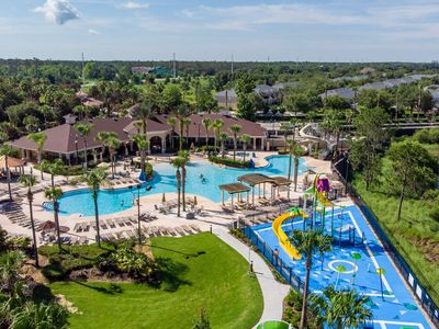 Photo for Luxury Villa, Pool/SPA, Game Room in 5-Star Resort, so close to Disney Parks!