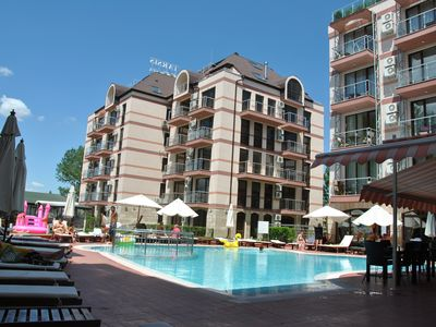 Photo for Tarsis Club - Deluxe apartment in modern resort