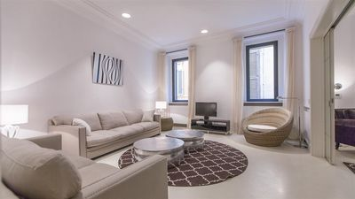 Photo for Pantheon Exclusive 2074 apartment in Centro Storico with air conditioning.
