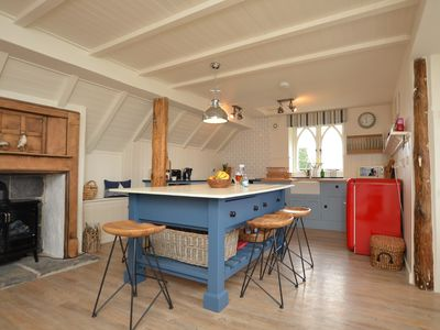 Photo for 3BR Barn Vacation Rental in Bude