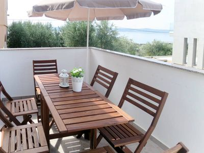 Photo for Vacation home Haus Sukan  in Maslenica - Jasenice, Dalmatia - 5 persons, 2 bedrooms