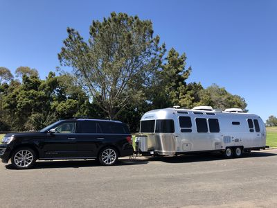 Photo for 2017 Airstream International Serenity 30' - Glamping at it's finest