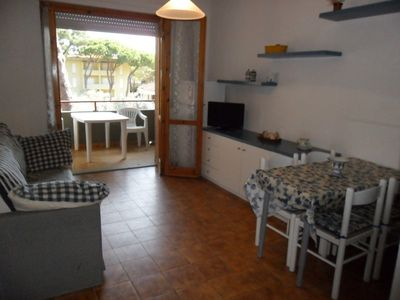 Photo for 1BR Apartment Vacation Rental in Principina A Mare, Toscana