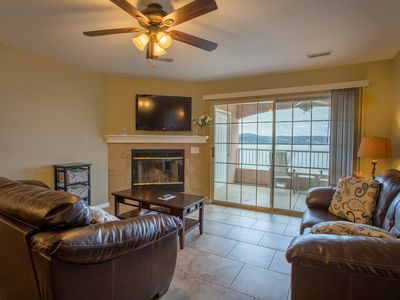 Photo for Lavish Lake Escape - 3 Bedroom Condo at Emerald Pointe with amazing Lake View