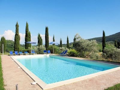 Photo for Apartment Podere Le Sodole  in San Gimignano, Siena and surroundings - 8 persons, 4 bedrooms