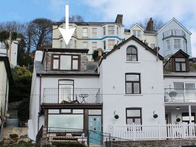 Photo for 1 GLENCAIRN, pet friendly, with a garden in Looe, Ref 976405