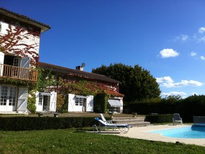 Photo for Residence of 220m² for 12 people with heated pool