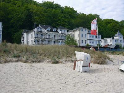 Photo for Holiday home Villa Strandperle in the Baltic resort of Binz on Rügen - Villa Strandperle