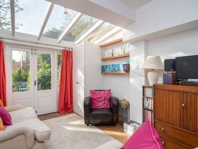 Photo for Delightful flat between the river and the High Rd