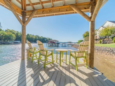 Photo for Lake Norman Luxury, great amenities for the whole family!