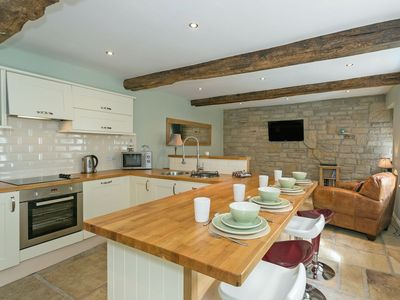 Photo for 2 bedroom property in Haworth. Pet friendly.