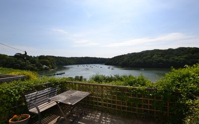 Photo for Traditional, Pet Friendly 2 Bed Cottage in Cornwall  with amazing river views