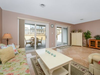 Photo for San Remo 109 - Spacious Condo with Pool (54th St)
