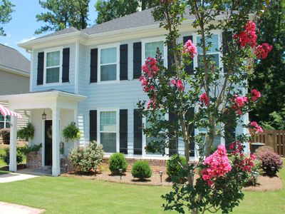 Retreat on Rae's Creek <5 minutes from Augusta National
