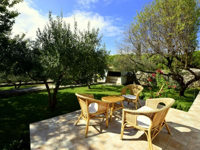 Photo for Vacation home Keti in Brač/Sumartin - 6 persons, 2 bedrooms
