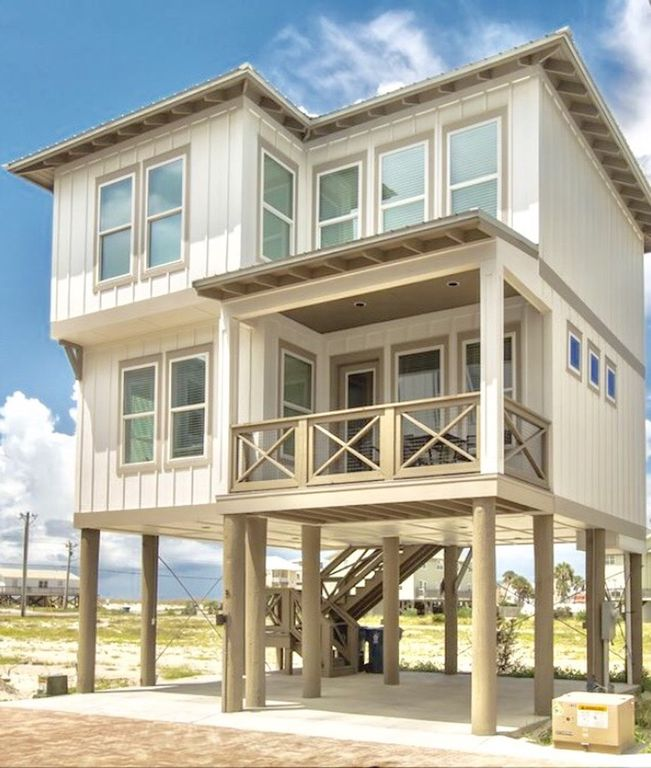 """Gulf Shores Beach House Rentals By Owner: Stunning """"Ya Mar"""" Cottage, Have Your Own Ho..."""
