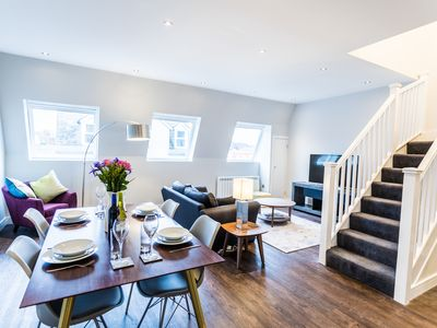 Photo for Beckford Suite - Luxury Two Bedroom Serviced Flat in Old Town