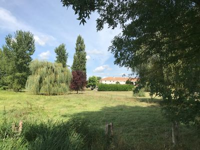 Photo for Newly Renovated 5 Bed Charentaise Gite