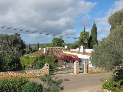 Photo for Algarve - private and spacious home - located between Penina and Morgado Golf