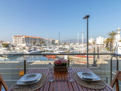 Photo for Apartment Del Port in Empuriabrava - 4 persons, 1 bedrooms